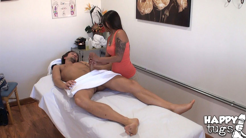 nude sex with massage parlour