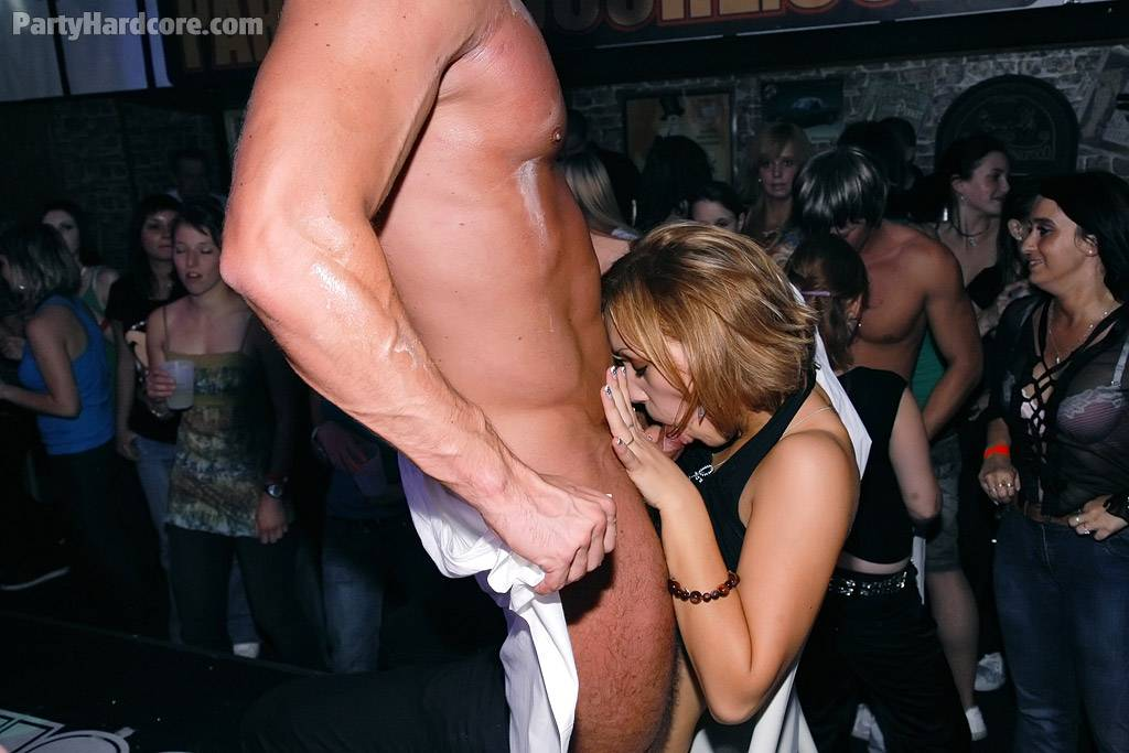 Striper Fuck Party