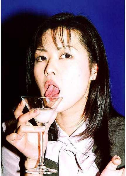 japanese bukkake orgy:
