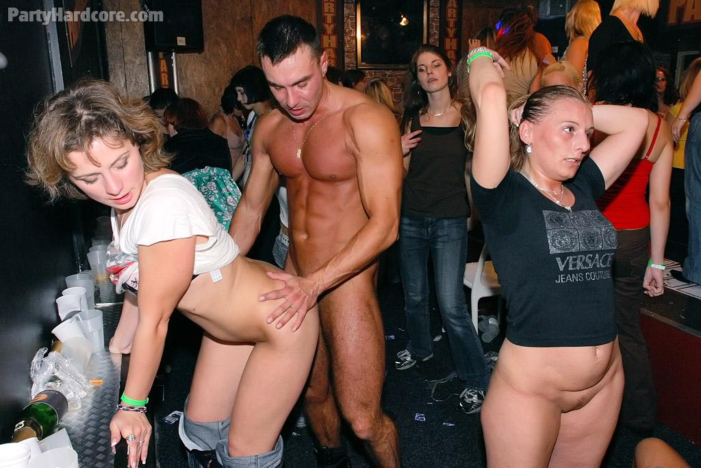 Party hardcore drunk sex