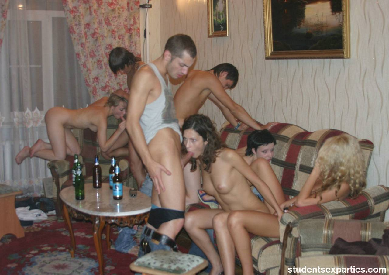 From Party We Ve Done In St Petersburg With College Amateurs