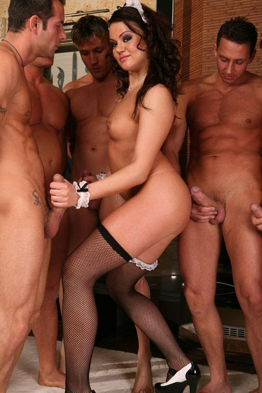 Gang bang squad gallery above told