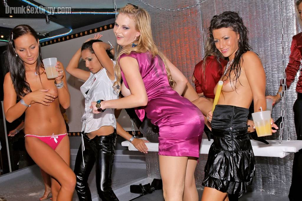 sexy party girls of prague