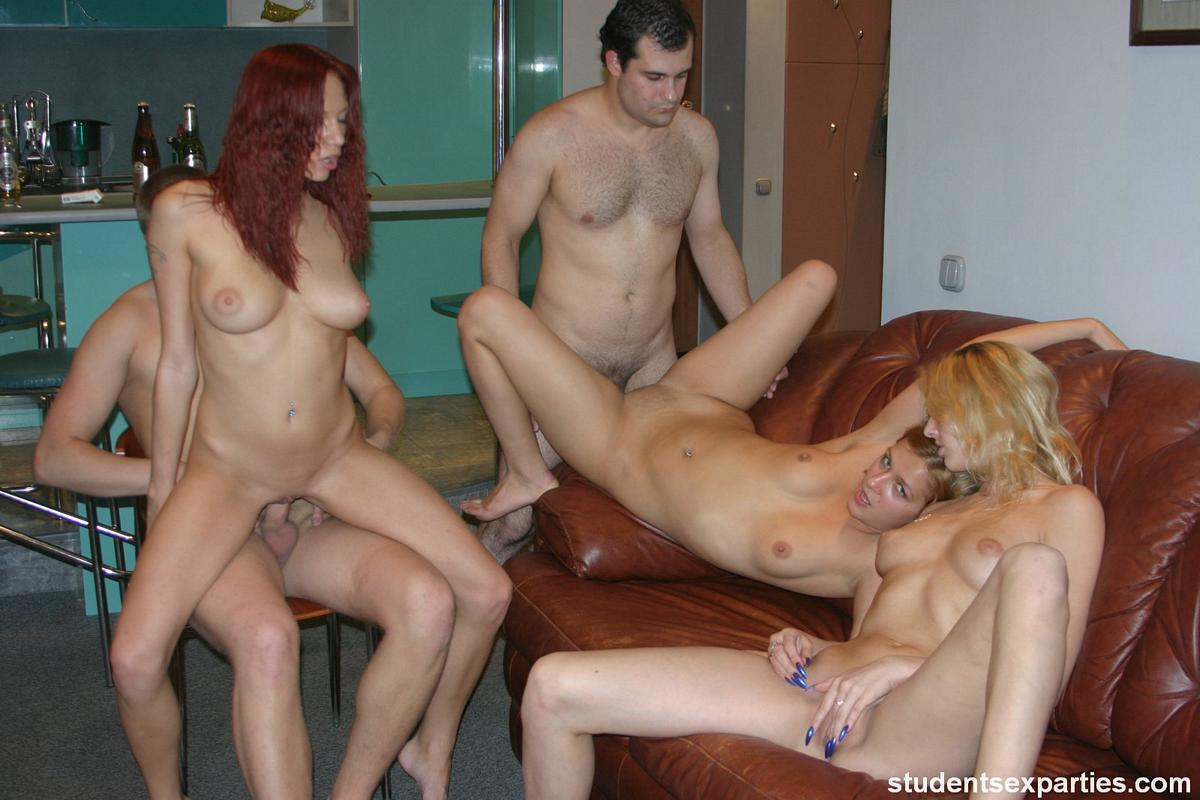 parties College orgy