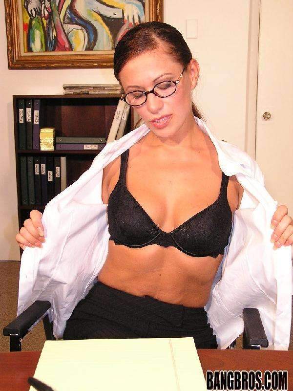 Secretary milf sucks and fucks and squirts for big boss dick role play 8
