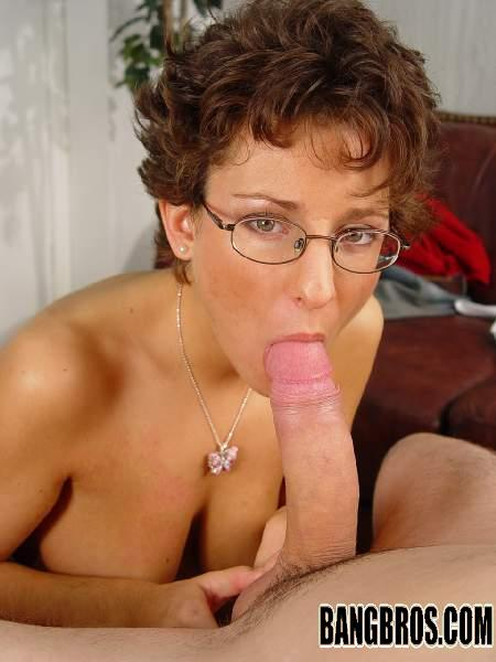 sexy mature secretary having sex in the office